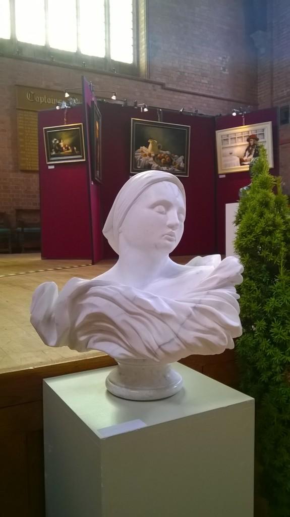 sculpture by Barry Davies