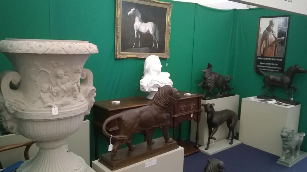 Barry Davies - exhibition pieces